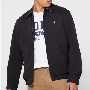polo ralph lauren • bi-swing windbreaker jacket
